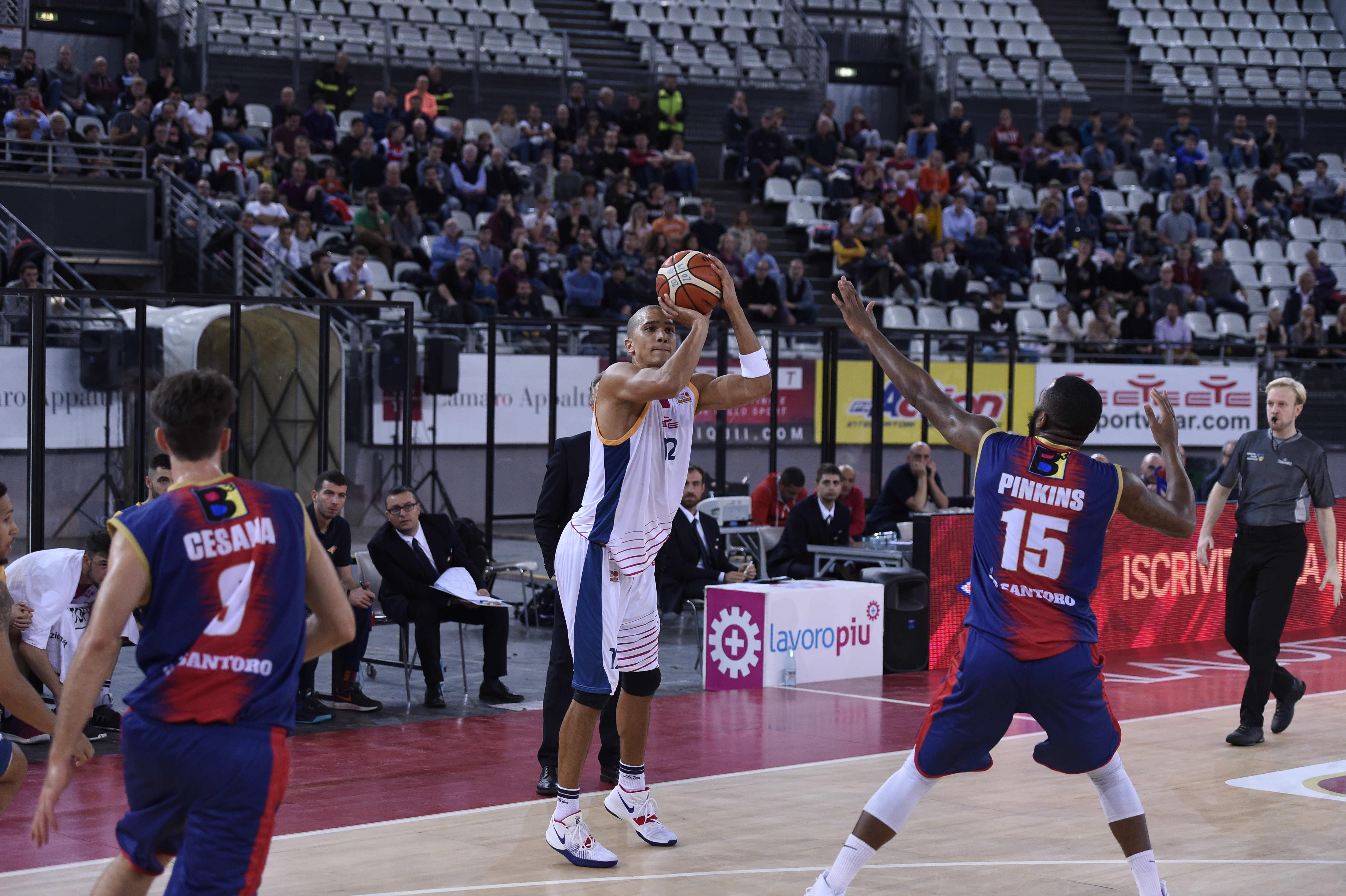 Gemelli in argento e smalto con motivo sportivo a tema pallacanestro